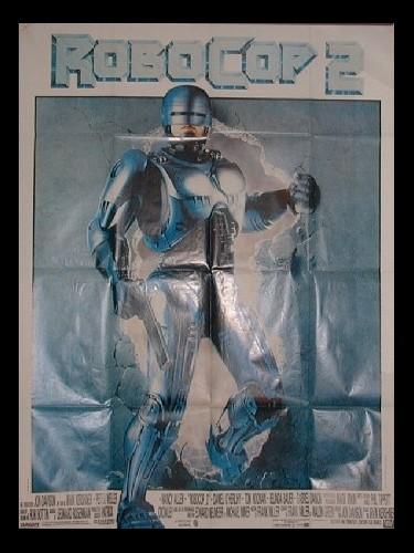 Affiche du film ROBOCOP 2
