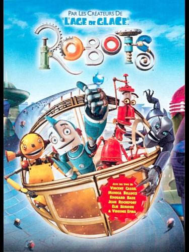 Affiche du film ROBOTS - ROBOTS