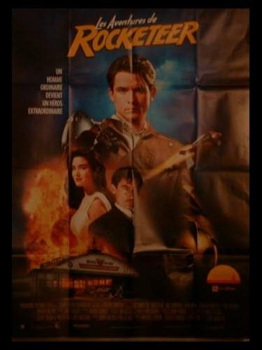Affiche du film ROCKETEER