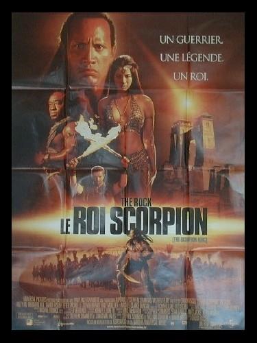 Affiche du film ROI SCORPION (LE)