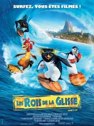 Affiche du film ROIS DE LA GLISSE (LES)