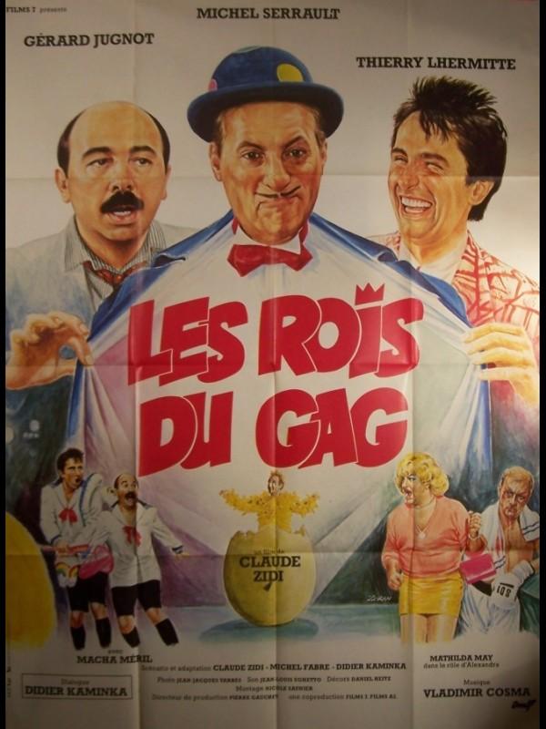 Affiche du film ROIS DU GAG (LES)