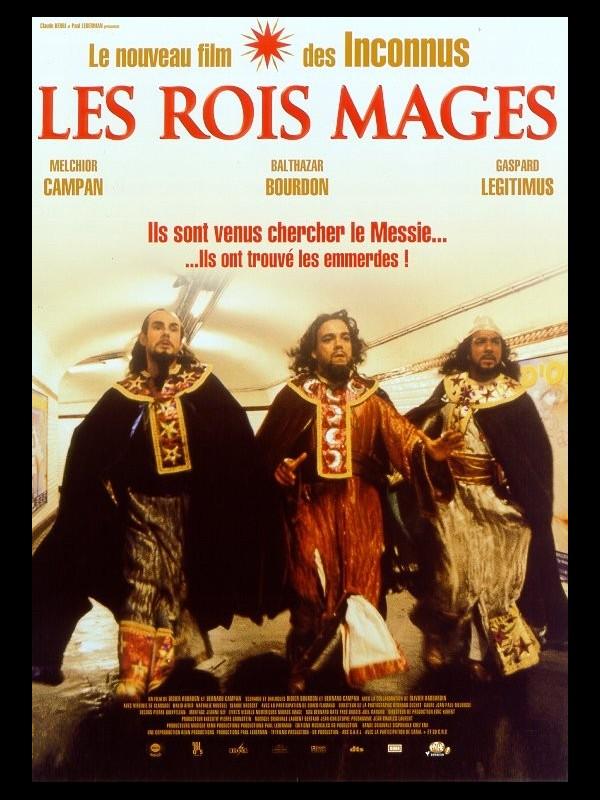 Affiche du film ROIS MAGES (LES)