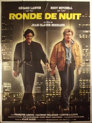 Affiche du film RONDE DE NUIT