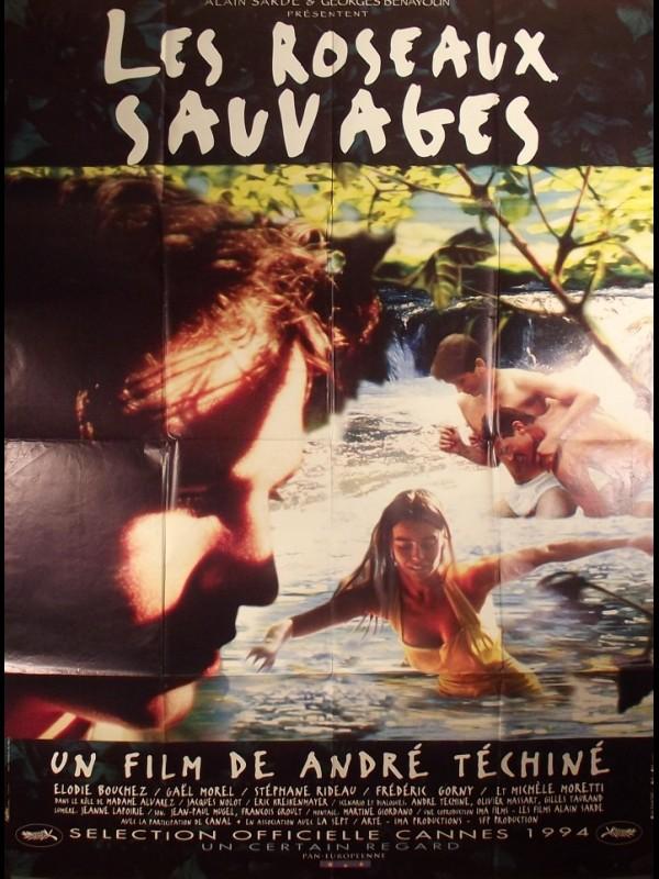 Affiche du film ROSEAUX SAUVAGES (LES)