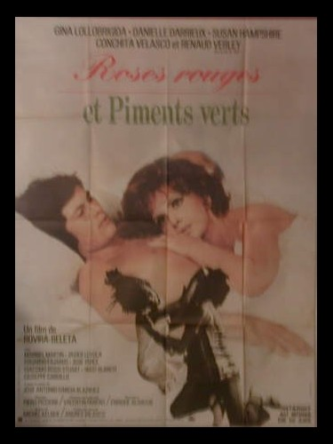 Affiche du film ROSES ROUGES ET PIMENTS VERTS