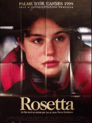 Affiche du film ROSETTA