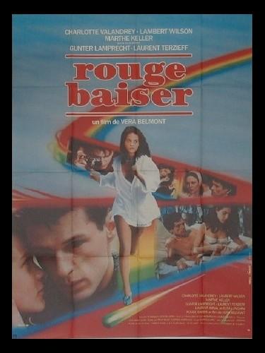 Affiche du film ROUGE BAISER