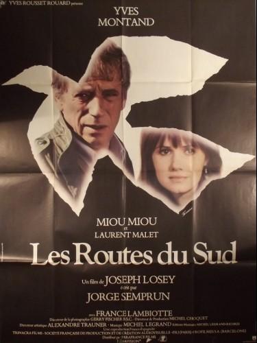 Affiche du film ROUTE DU SUD (LES)