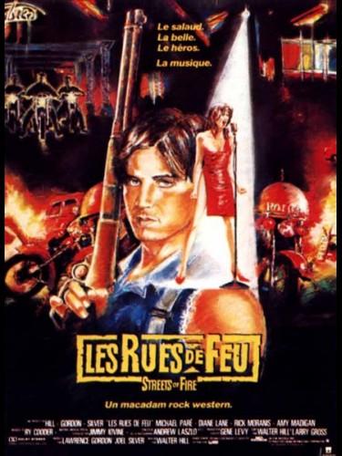RUES DE FEU (LES) - STREETS OF FIRE