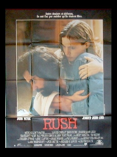 Affiche du film RUSH