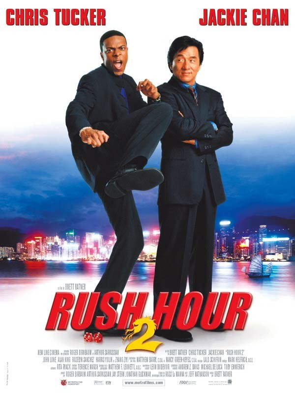 Affiche du film RUSH HOUR 2