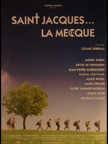 Affiche du film SAINT JACQUES LA MECQUE