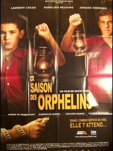 Affiche du film SAISON DES ORPHELINS (LA)