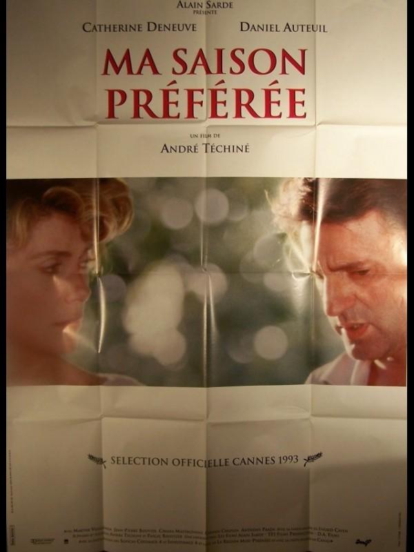 Affiche du film SAISON PREFEREE (MA)