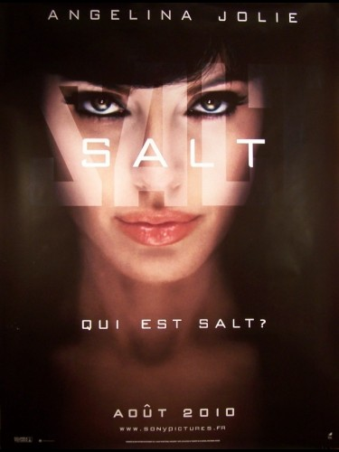 Affiche du film SALT