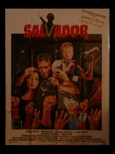 Affiche du film SALVADOR