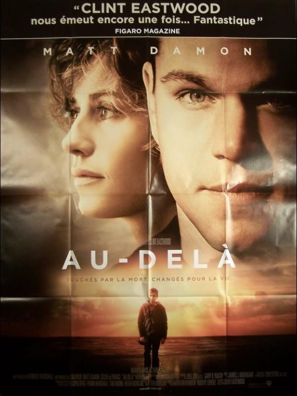 Affiche du film AU DELA - HEREAFTER