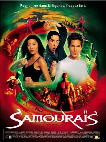 Affiche du film SAMOURAIS - SAMOURAIS