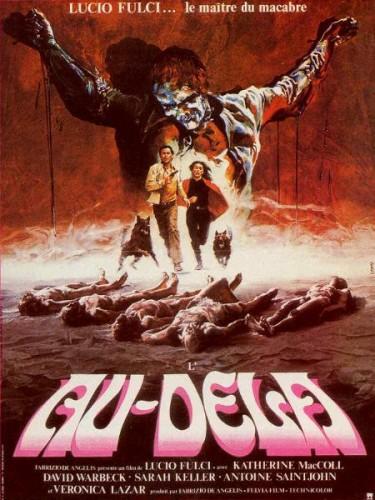 Affiche du film AU DELA (L') - E TU VIVRAI NEL TERRORE! L'ALDILA