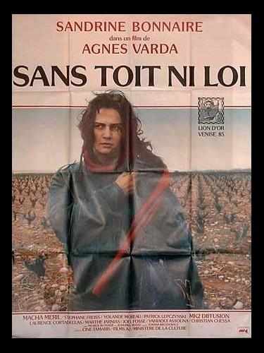 Affiche du film SANS TOIT SANS LOI