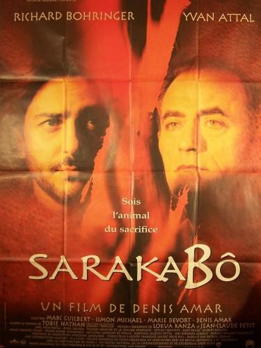 Affiche du film SARAKA BO