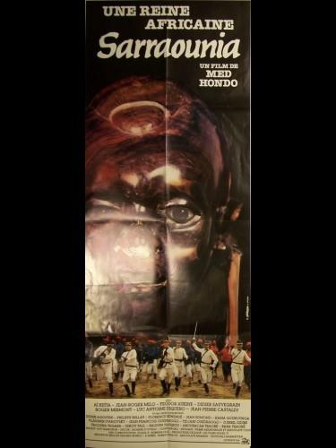 Affiche du film SARRAOUNIA