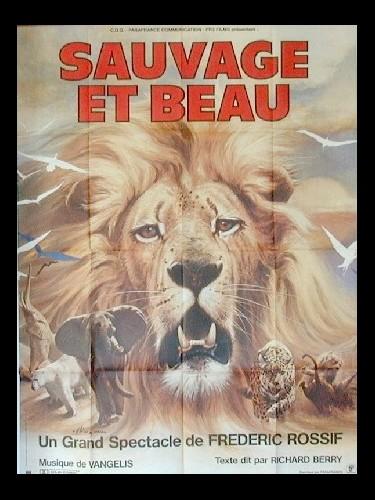 Affiche du film SAUVAGE ET BEAU