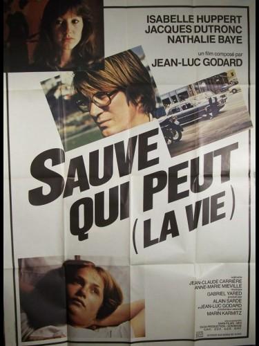 Affiche du film SAUVE QU PEUT LA VIE