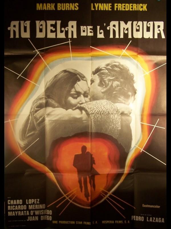 Affiche du film AU DELA DE L'AMOUR - LARGO RETORNO