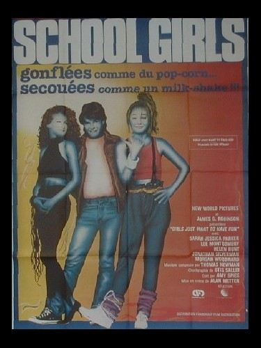 Affiche du film SCHOOL GIRLS - SCHOLL GIRLS