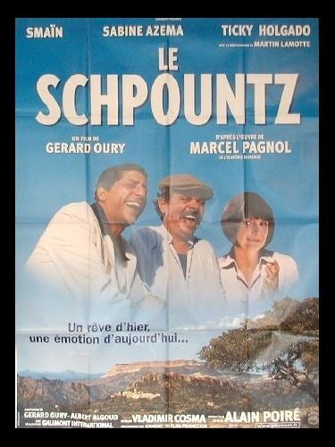 Affiche du film SCHPOUNTZ (LE)