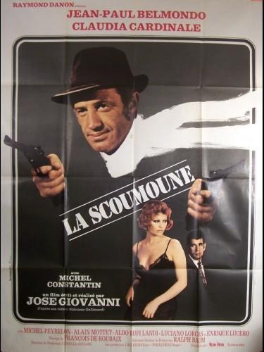 Affiche du film SCOUMOUNE (LA)