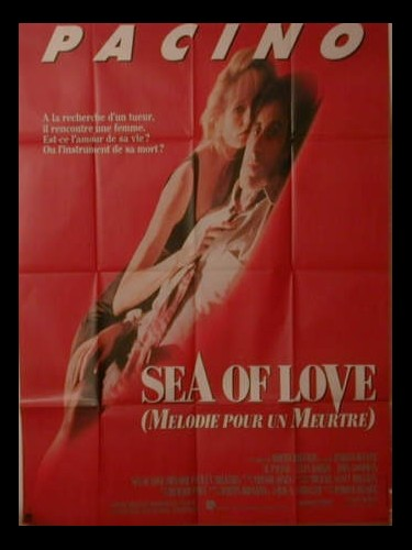 Affiche du film SEA OF LOVE