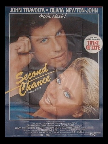 Affiche du film SECOND CHANCE