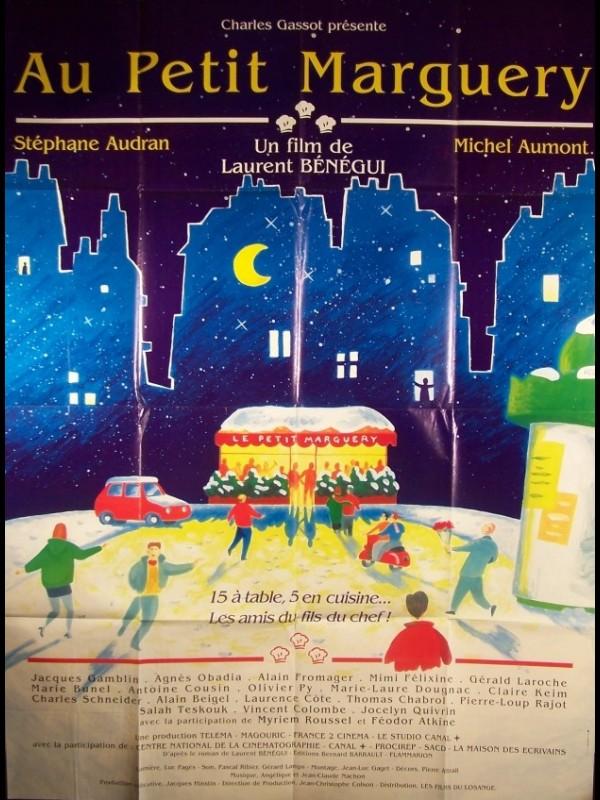 Affiche du film AU PETIT MARGUERY
