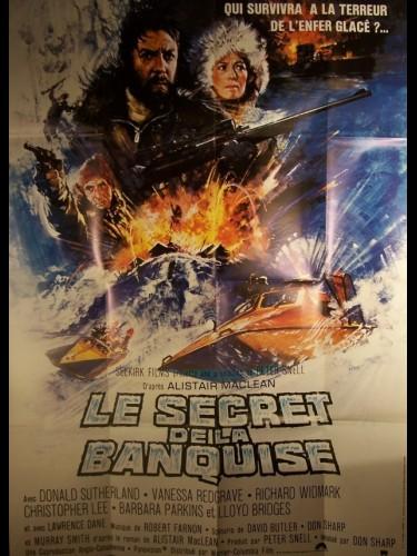 Affiche du film SECRET DE LA BANQUISE (LE) - BEAR ISLAND