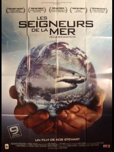 Affiche du film SEIGNEURS DE LA MER (LES) - SHARKWATER
