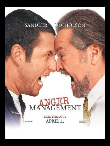 Affiche du film SELF-CONTROL - ANGER MANAGEMENT