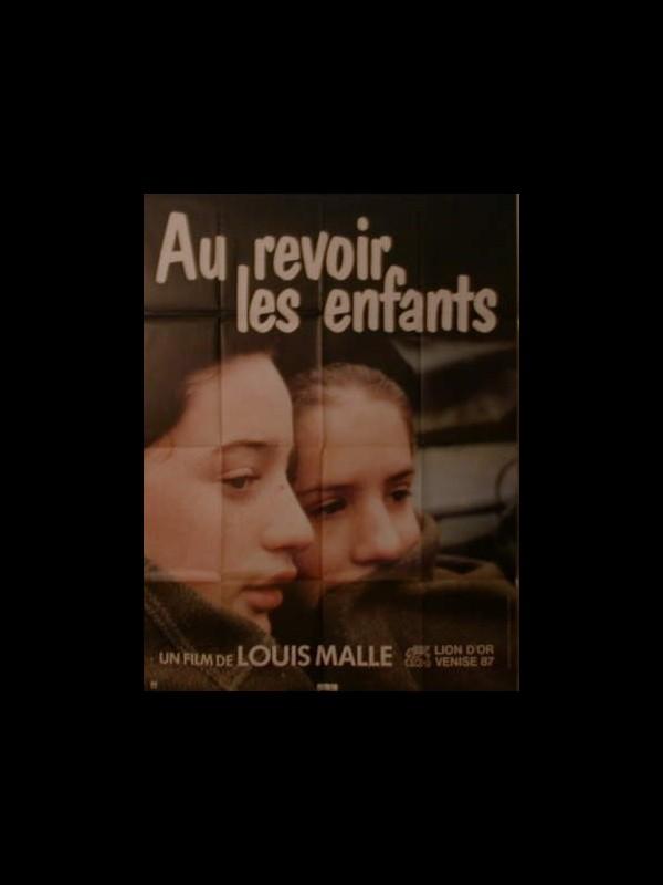 Affiche du film AU REVOIR LES ENFANTS