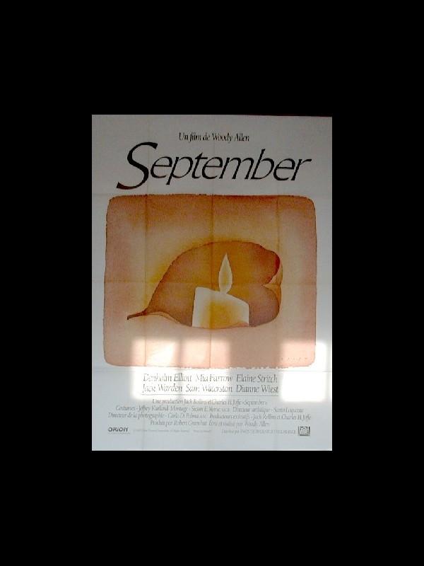Affiche du film SEPTEMBER - SEPTEMBER
