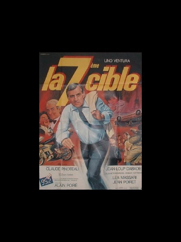 Affiche du film SEPTIEME CIBLE (LA)