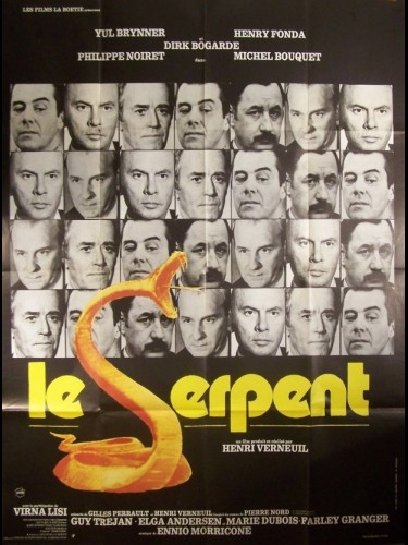Affiche du film SERPENT (LE)