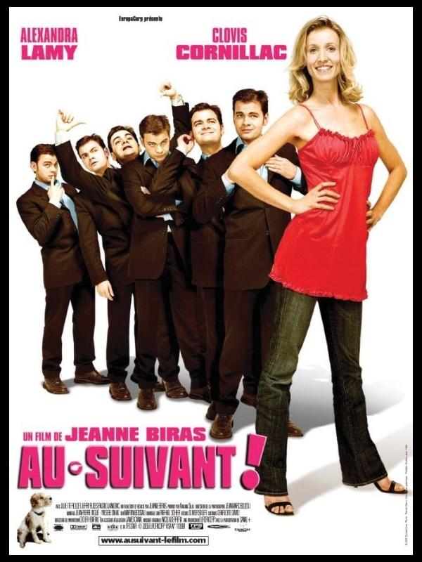 Affiche du film AU SUIVANT