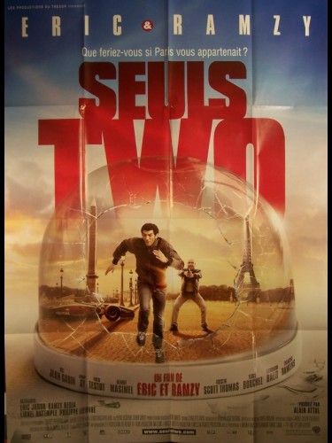Affiche du film SEUL TWO