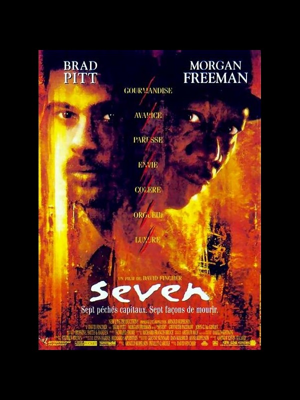 Affiche du film SEVEN - SEVEN