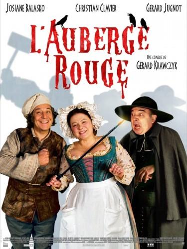 Affiche du film AUBERGE ROUGE (L')