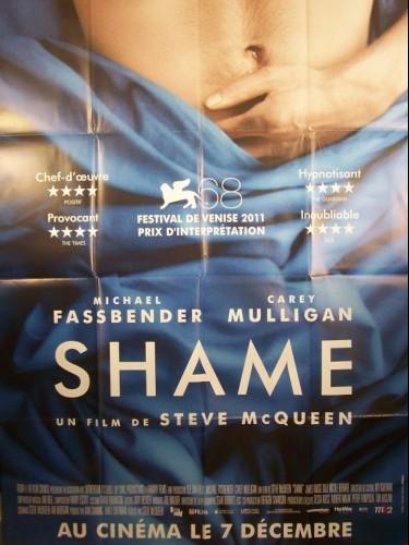 Affiche du film SHAME