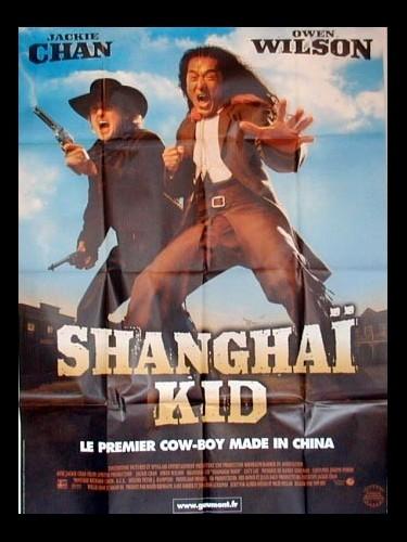 Affiche du film SHANGAI KID