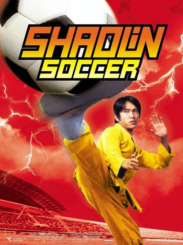 Affiche du film SHAOLIN SOCCER